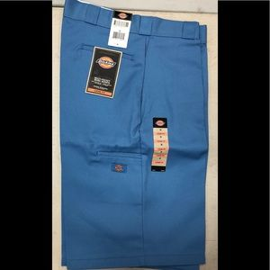 Dickies Loose fit work shorts (Light Blue)